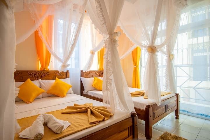 AggSperanza Cozy Apartment - Deluxe Double Room
