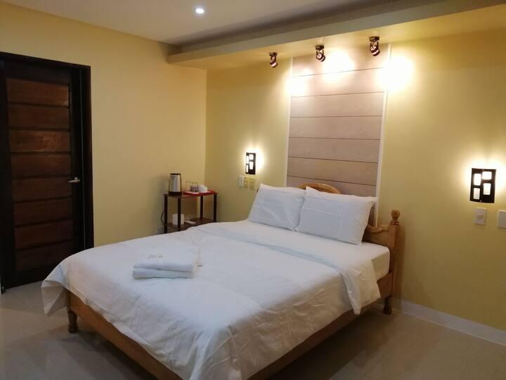 New Cabanatuan 1BR Hotel (Citi Style Apartelle)