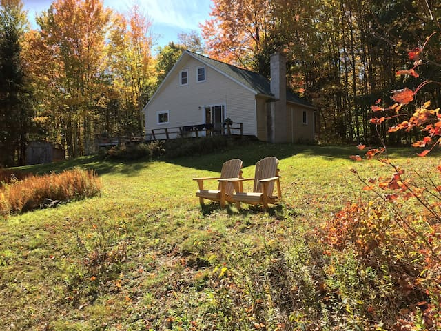 Secluded Catskills Retreat with Mountain Views - Margaretville - Hus