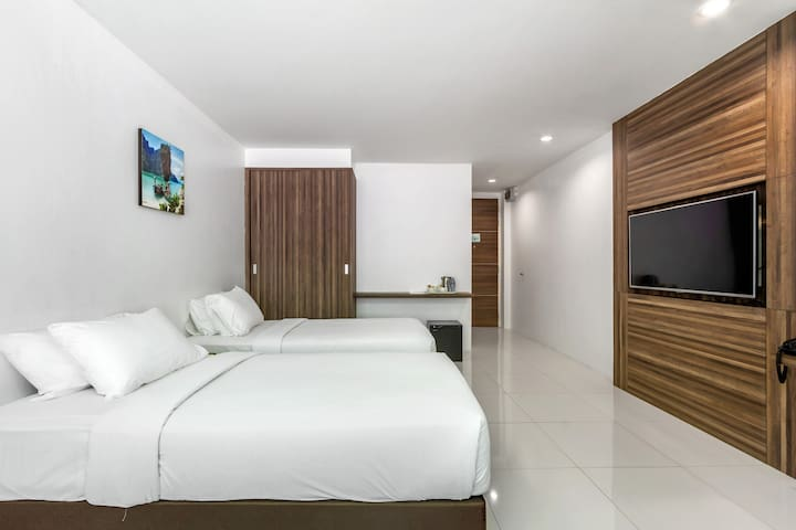 1 Cozy Bedroom with Free Shuttle/ RO