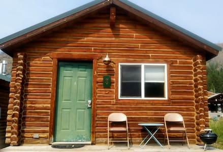 Rusty Hinge Cabin 3