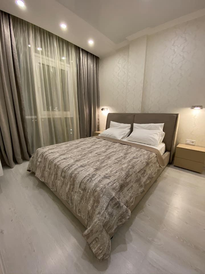Квартира с удобствами ЖК «5 Жемчужина»