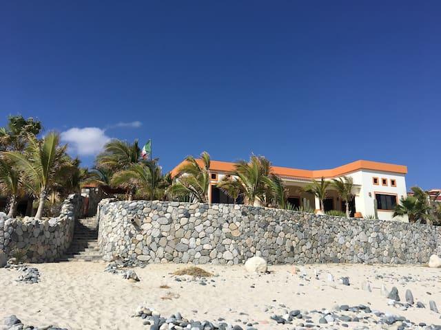 Casa de las Agua Turquesa, Los Barriles, BCS - Los Barriles - Dům