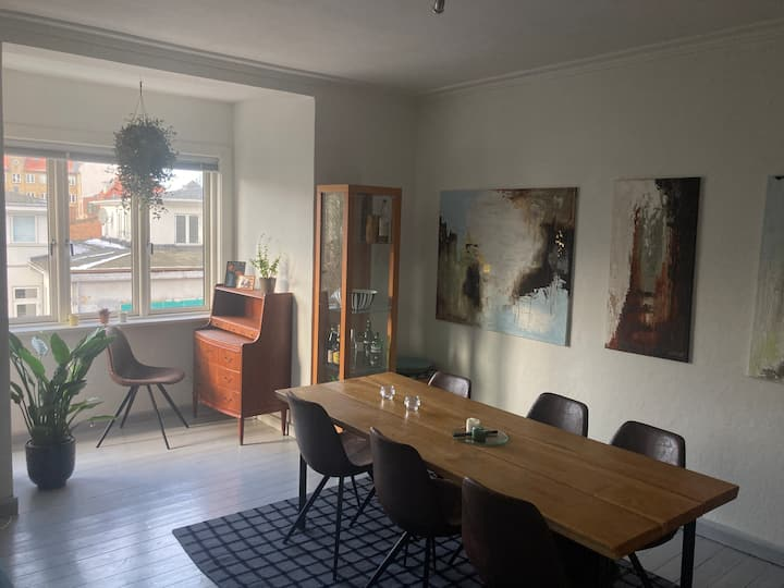 Cozy apartment near Utterslev Mose