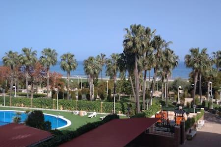 Primera linea Edif. Acapulco, Marina D'or