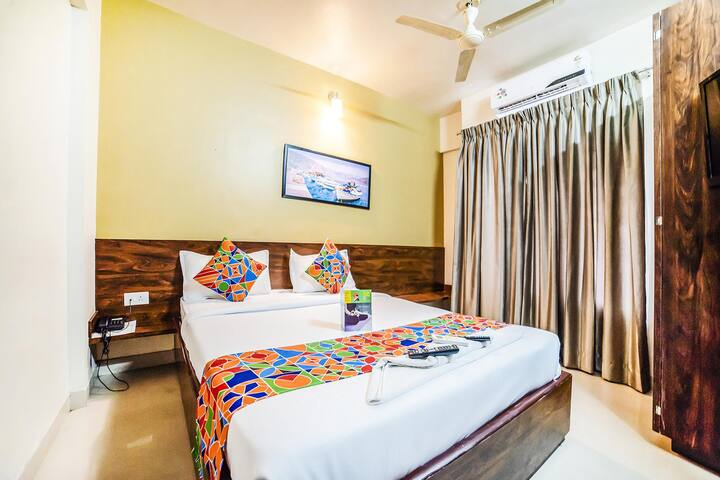 The Happy Stay Inn Deluxe Room