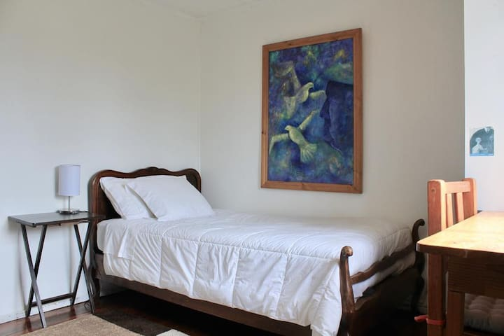 Single room with breakfast in Valparaiso