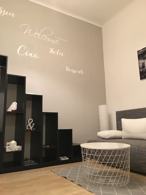 Small apartment in the center Appartements