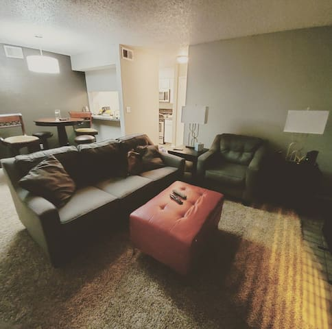 Beautiful apartment by AT&T stadium and Six flags