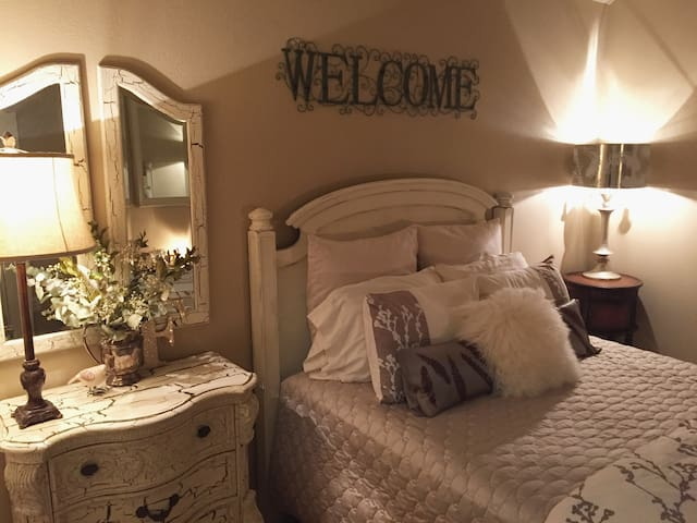 ~Best in Abilene~ Bird's Nest Guest Room - Abilene - Casa