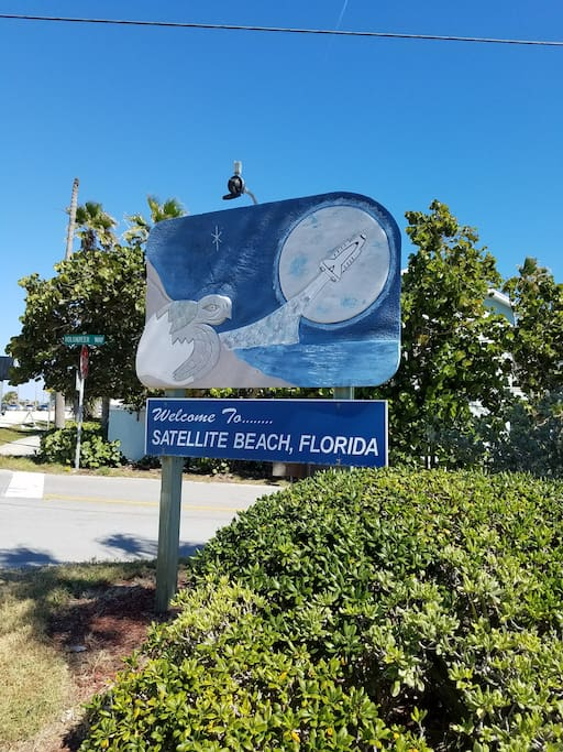 Welcome to Satellite Beach