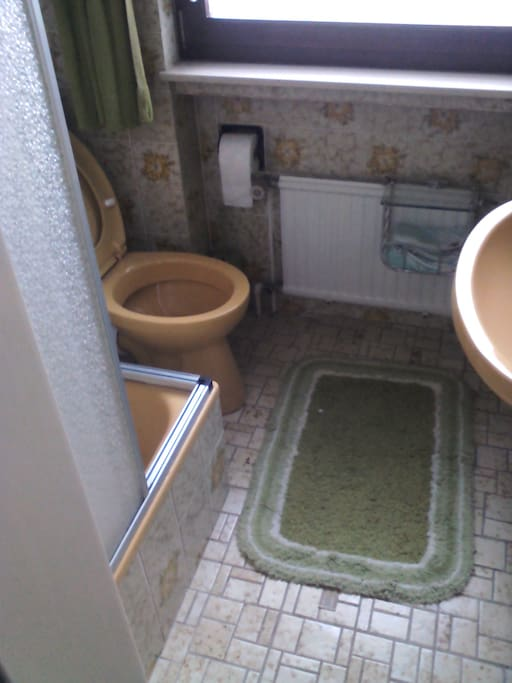 Dusche, Bad