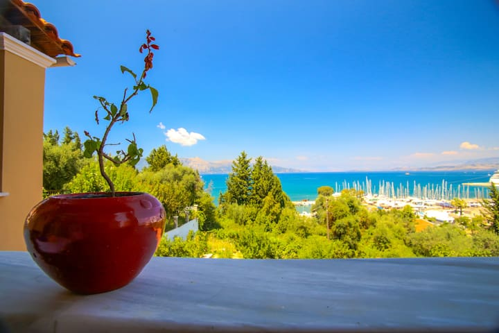 Sea View Corfu 2 - Kerkira - บ้าน