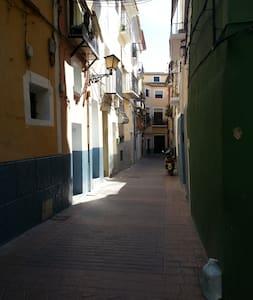 quartier antiguo - La Vila Joiosa/Villajoyosa