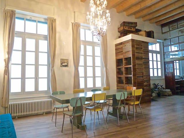 Loft Castaldi - Trieste - Italia - Trieste - Loft