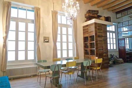 LOFT CASTALDI per vacanze a Trieste - Triest - Loft
