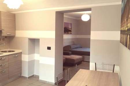 Nice flat in Porta Nuova Station. All Inclusive - Torí - Pis