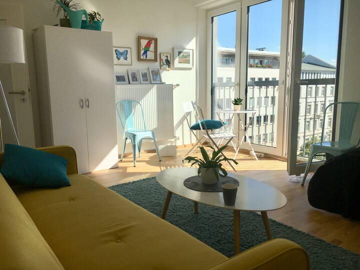 Kleine  stylische Wohnung in bester City- Lage