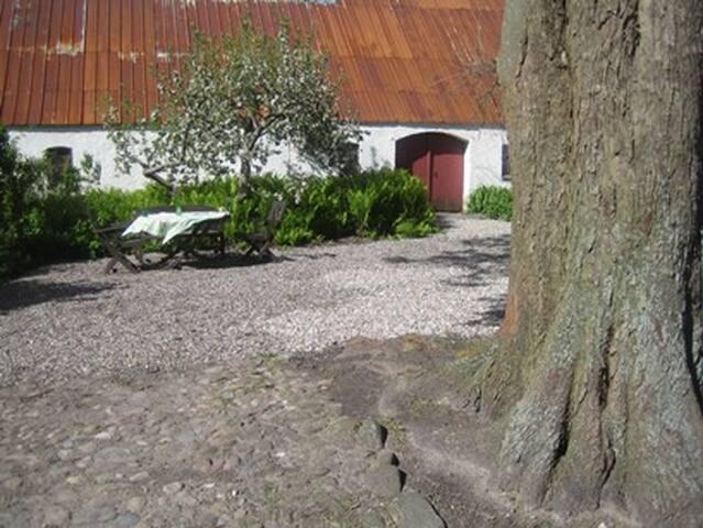 Renoveret bondegård uden vært - DK-9240 Nibe - Talo