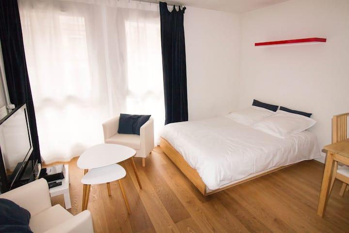 Central & comfortable studio Lille