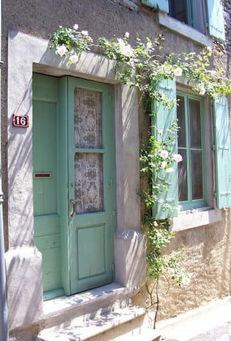 Romantic old Stonehouse in Siran - Siran - Talo