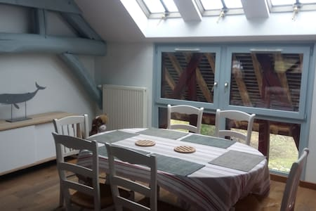 Superb cottage 80 m2 near Troyes - Dom
