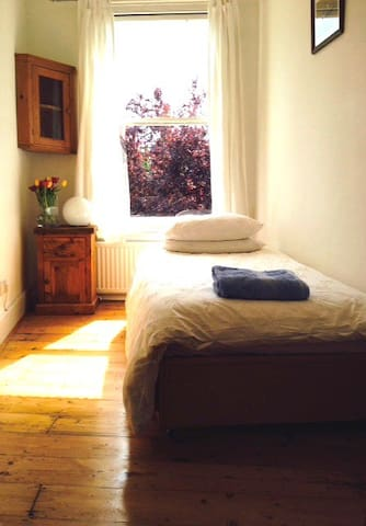 Bright single room- Peckham, Zone 2 - Londyn - Dom