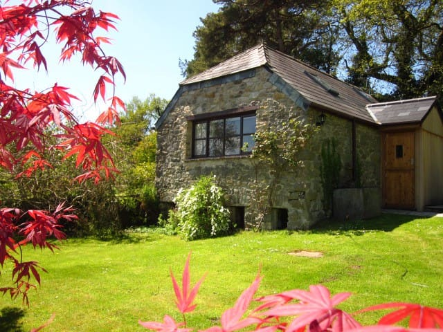 Stylish studio with mountain views - Gunnislake