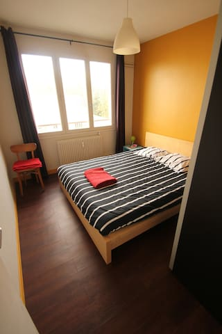 Bright and quiet apartment - Caen - Cormelles-le-Royal - Apartment