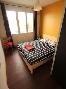 Bright and quiet apartment - Caen - Cormelles-le-Royal - Huoneisto