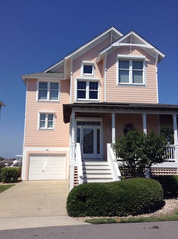 Family and Pet Friendly Home - Manteo - Casa