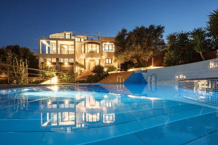 Villa Joy: 108574 - Chania - Villa