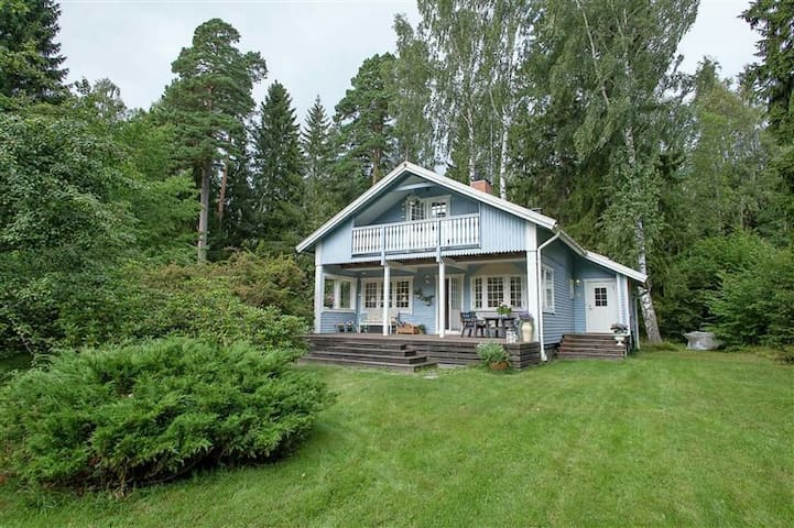 Cosy villa 200m from beach! - Dalarö