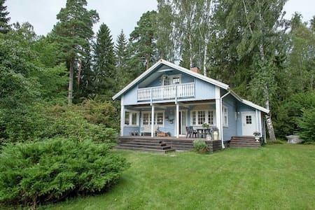Cosy villa 200m from beach! - Dalarö - Hus