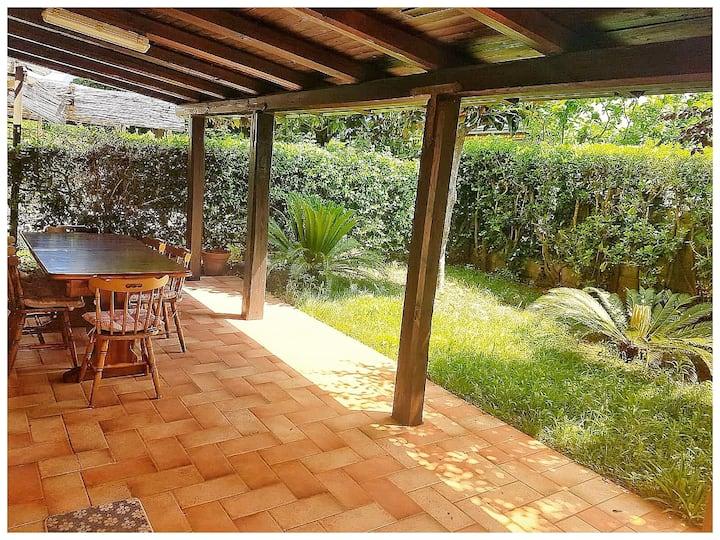 Deliziosa Casa Vacanze Giardino Sabaudia Centro