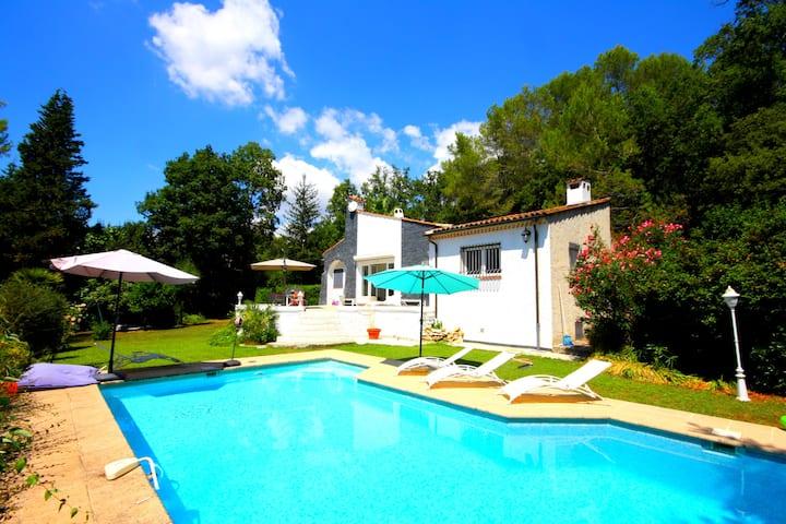 spacious villa for family holidays