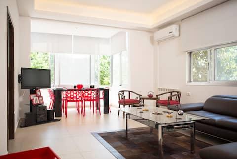 Renovated & Furnished 2BD - Baabda
