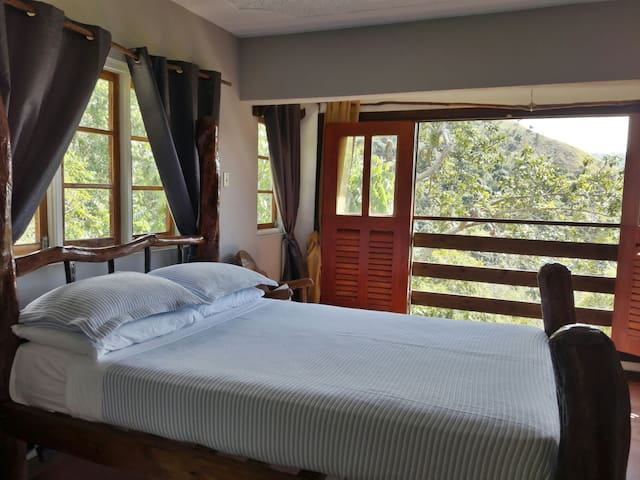 The View Rm Blue mountains Jamaica - 金斯敦 - 家庭式旅館