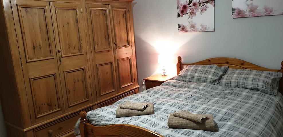 Cosy Double Room in Guisborough