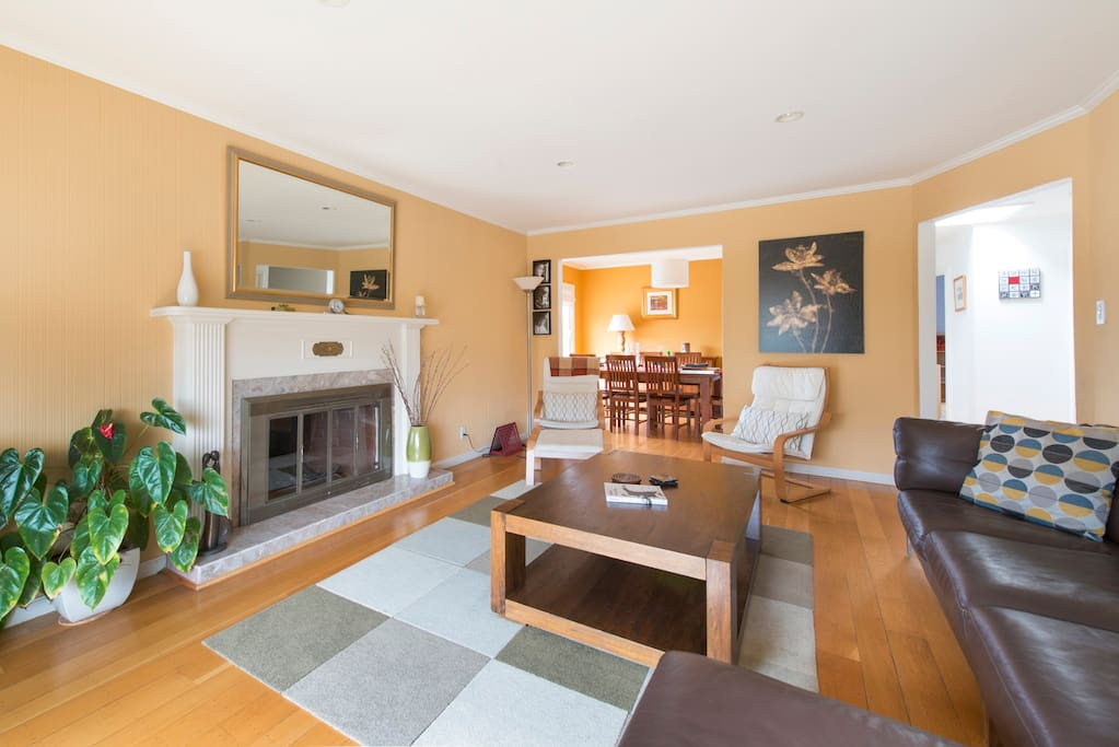Spacious Three Bedroom Family Home Maisons Louer San Francisco Californie Tats Unis
