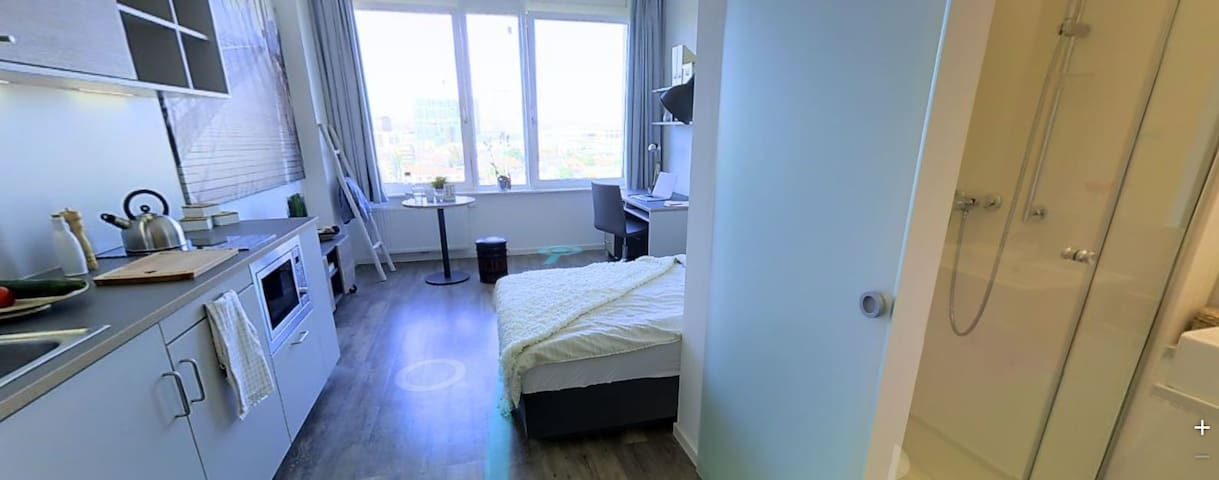 1 Zimmer Apartment in zentraler Lage - Frankfurt am Main - Apartment