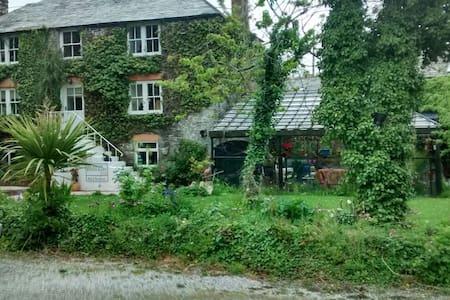 Ivy house B&B St. Merryn nr Padstow