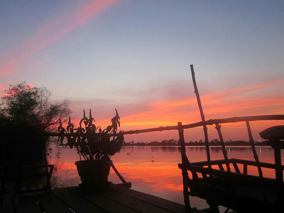 Our sunset