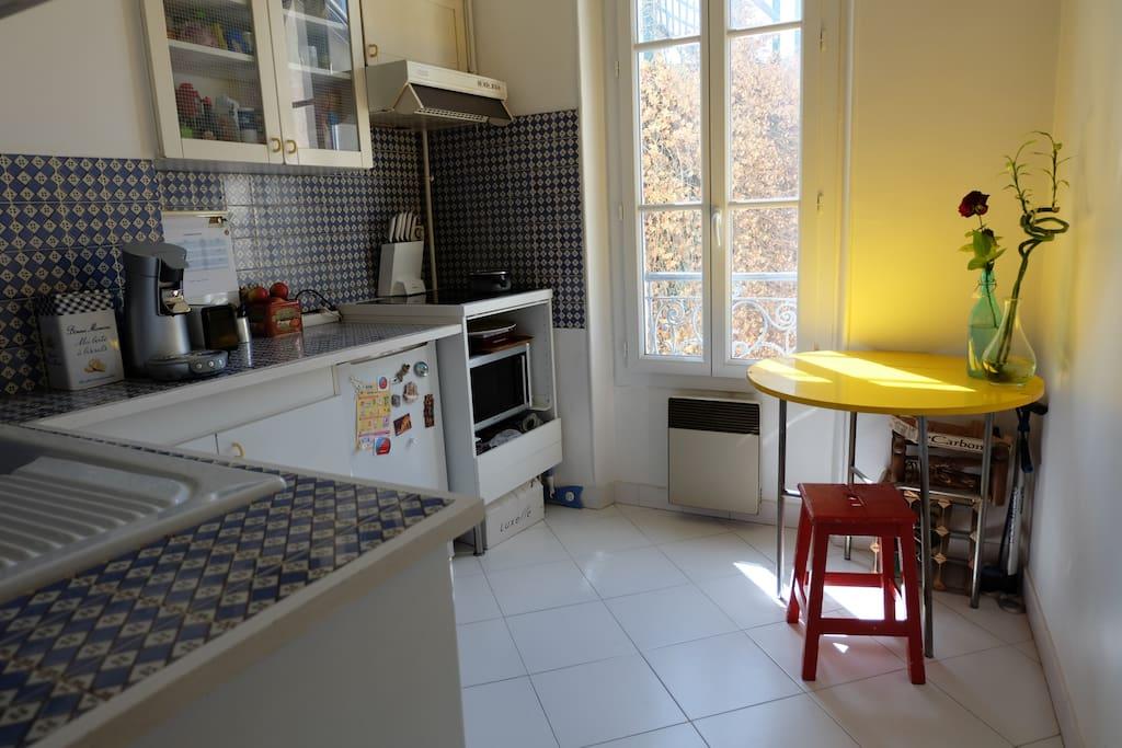 bel appartement paris montparnasse apartments for rent in paris le de france france. Black Bedroom Furniture Sets. Home Design Ideas