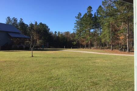110 acre farm and cabin - Augusta - Srub