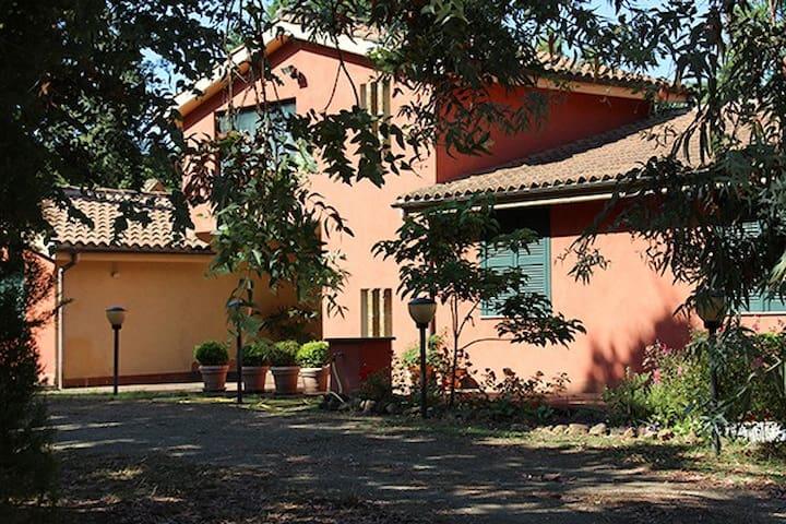 Heerlijk familiehuis in de Italiaanse streek Lazio