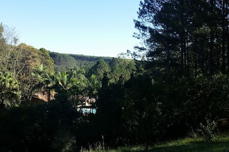 Sítio Phreskão natureza total e conforto exclusivo - Mairinque - Rumah