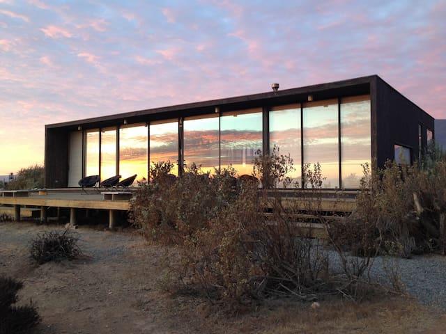Acogedora casa de playa en Huentelauquen - Huentaleuquen - Casa