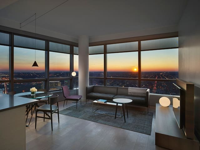 AKA Residences - Two Bedroom Sunset - Monthly