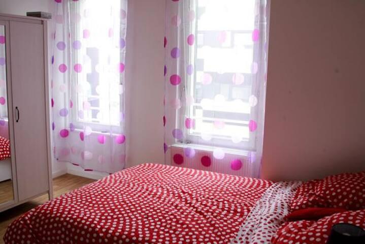 Grand duplex lille Grand palais - Lille - Apartamento